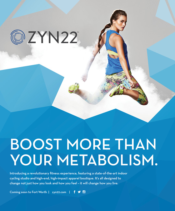 Zyn22 Ad, boost more than your metabolism