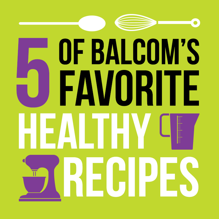 5 favorite recipes