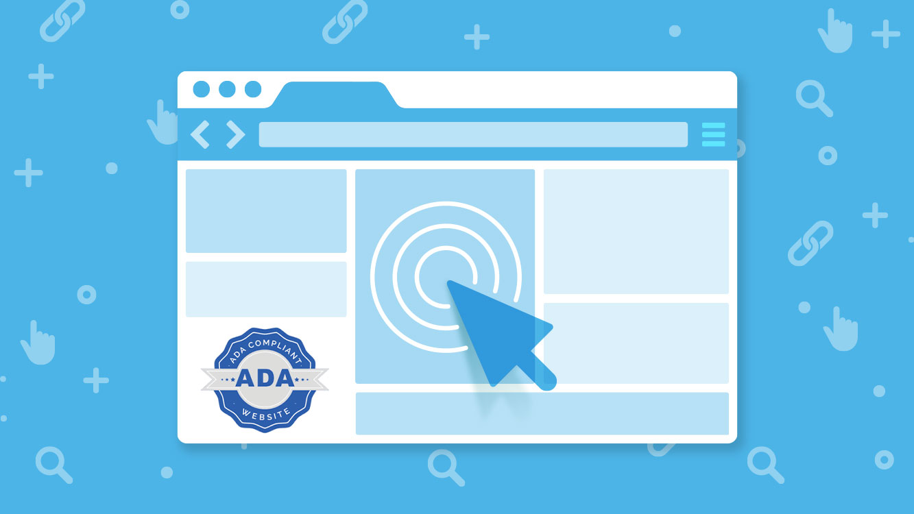 ADA compliant graphic