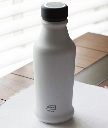 soylent bottle
