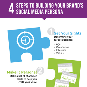 4 Steps to Building Your Brand's Social Media Persona