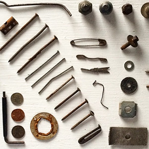 nails, nuts, and bolts