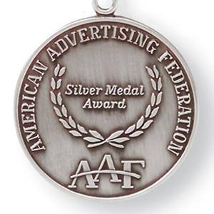 AAF Silver Medal