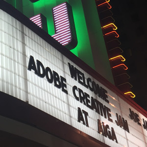 Welcome to Adobe Creative Jam at AIGA