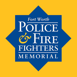 Fort Worth Police & Fire Fighters Memorial project