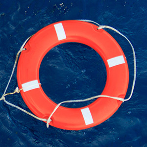 Keep afloat in a PR crisis