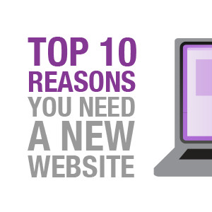Reasons for a New Website