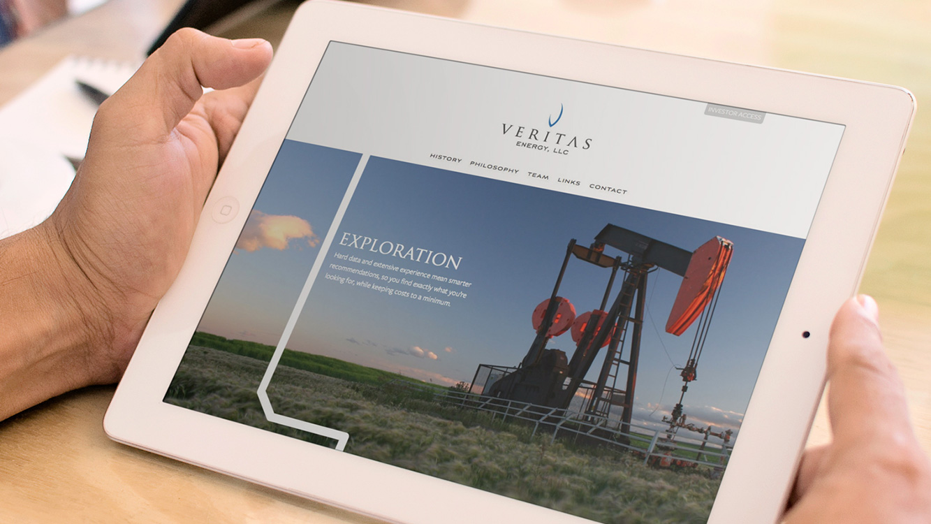 Veritas Energy Case Study