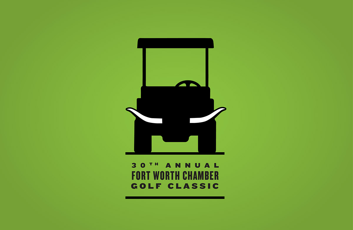 Fort Worth Chamber Golf Classic Logo