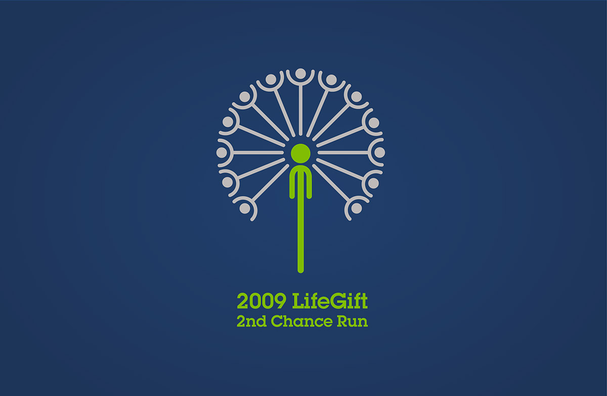 LifeGift 2nd Chance Run Logo